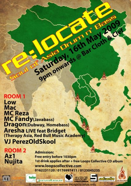Re:locate 2009 flyer