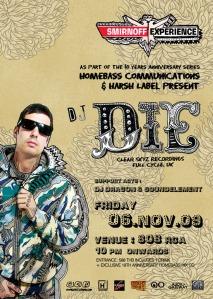 DJ Die live in Bangkok